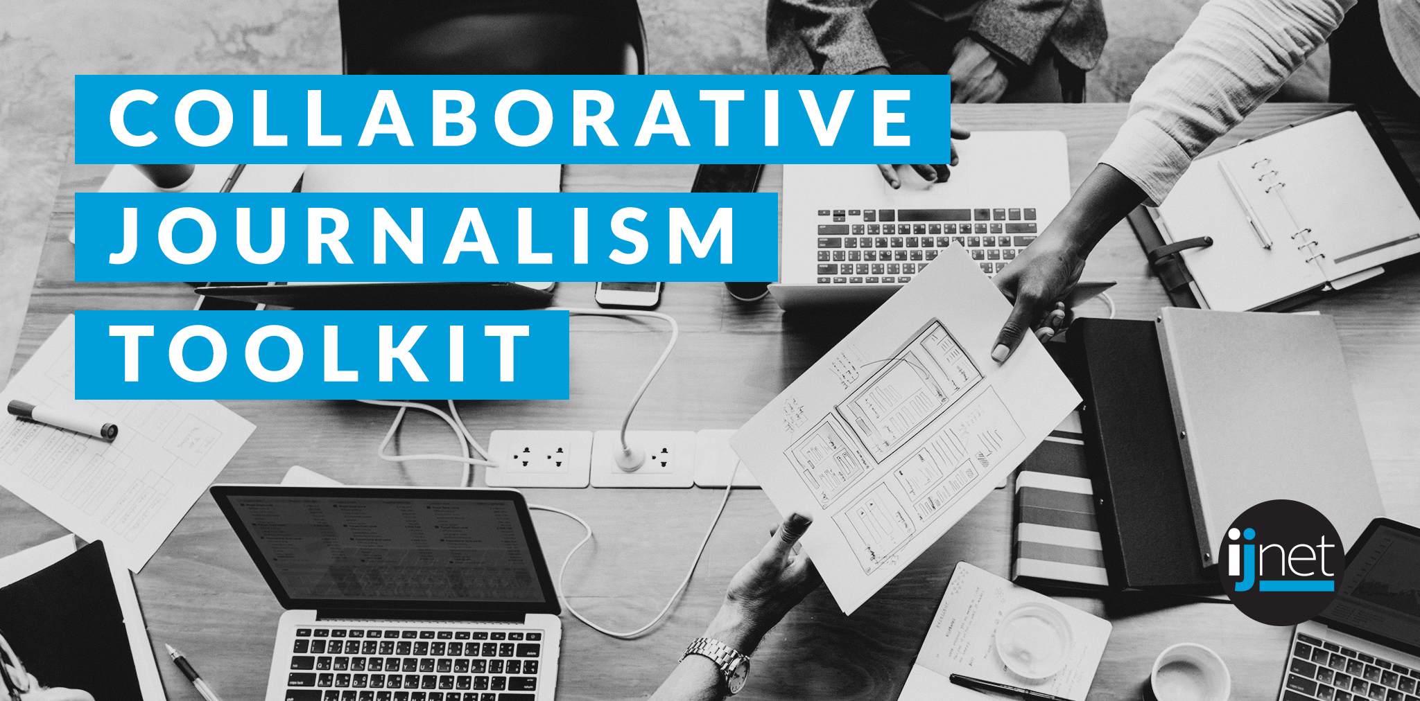 Collaborative journalism toolkit