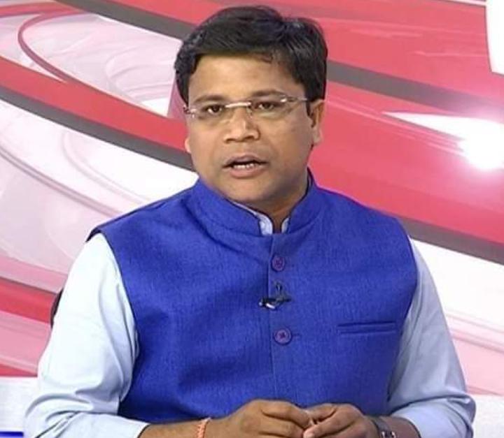 Award-winning crime reporter Prabir Kumar Pradhan