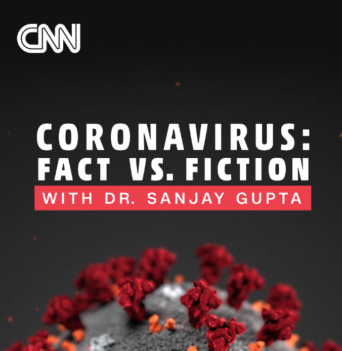 CNN Fact Vs. Fiction podcast