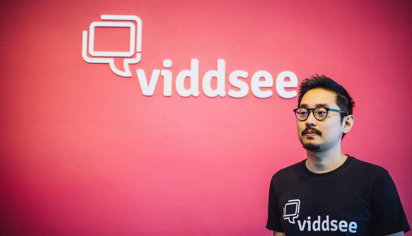 Viddsee founder Ho Jia Jian