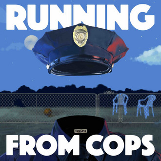 Running from cops