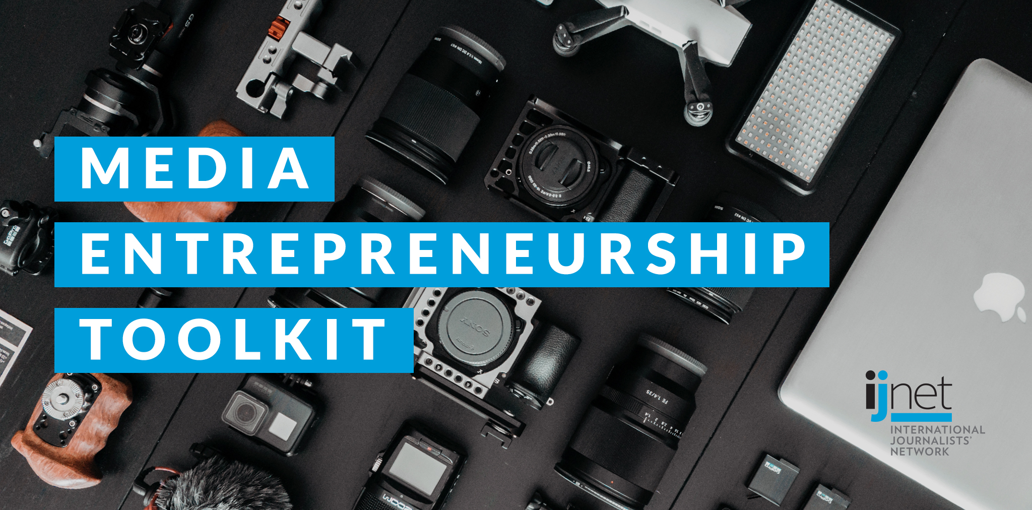 Media Entrepreneurship Toolkit logo