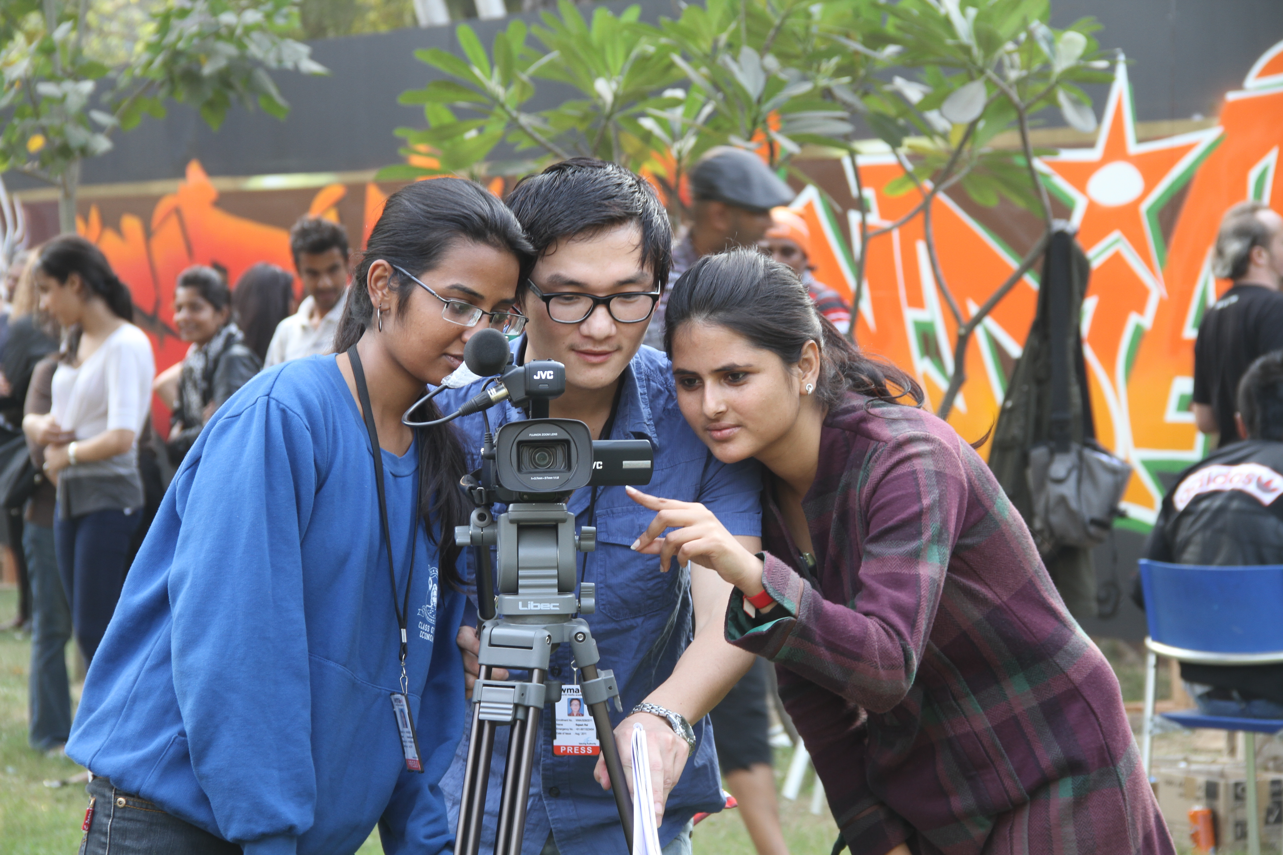 Media academy in India prepares students for digital jobs