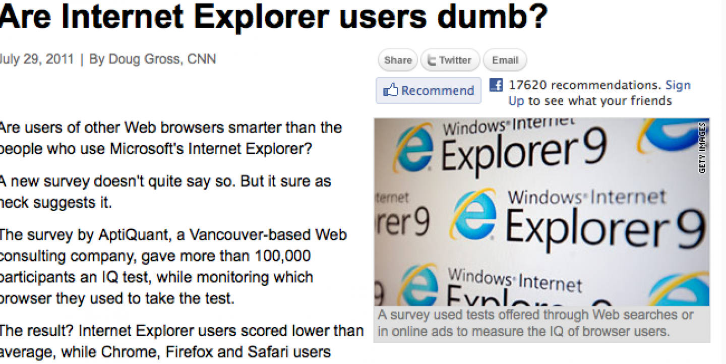 A journalist's guide to verifying info on the web
