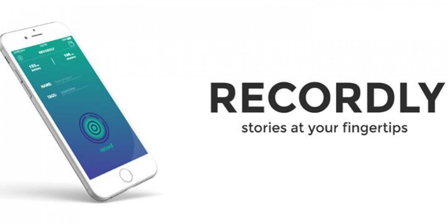 New app provides reporters with real-time speech-to-text