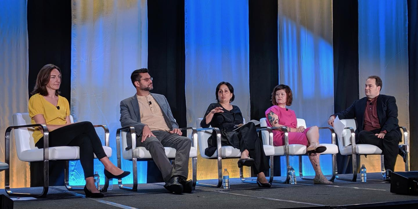 Shalini Joshi and Tai Nalon among panelists at ONA's opening plenary