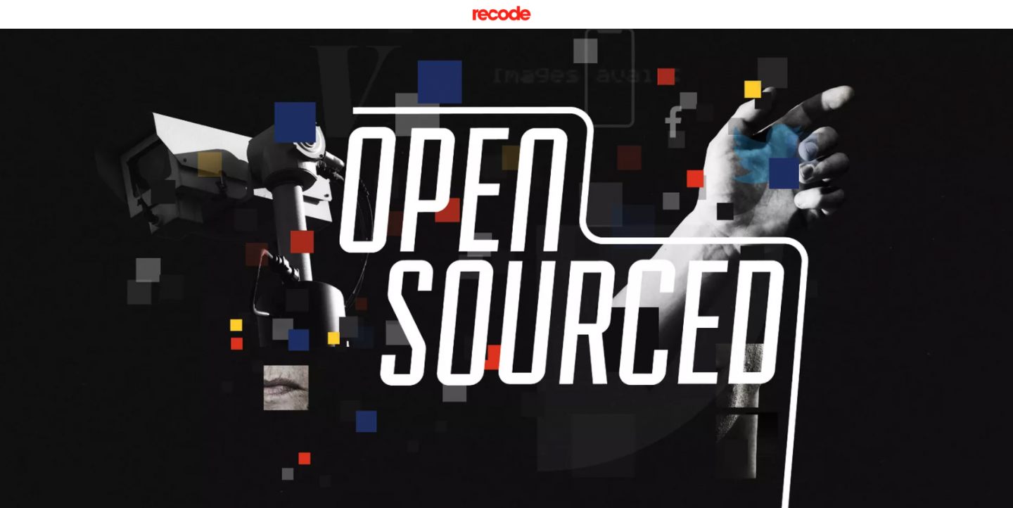 Screenshot of Open Sourced