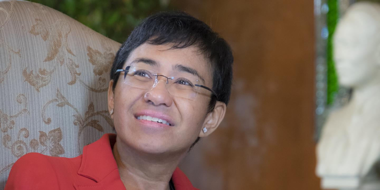 Attacks On Maria Ressa And Rappler Are An Omen For Global Press Freedom |  International Journalists' Network