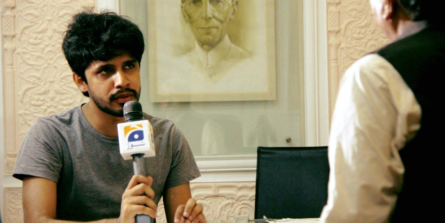 Tanveer interviews the mayor of Lahore city regarding the preparations of 2016 elections